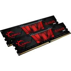 Kit mémoire RAM G.Skill Aegis 32 Go (2x16Go) - DDR4, 3000 MHz, C16