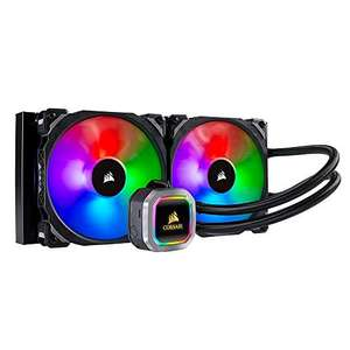 Watercooling Corsair Hydro 115i RGB Platinum - 280mm, RGB