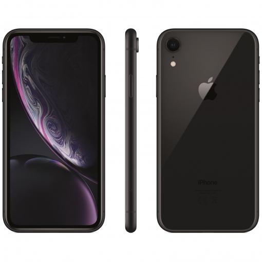 """Sélection de produits en réduction à Beauvais (60) & Wittenheim (68) - Smartphone 6.1"""" Apple iPhone XR - 64 Go, Noir (Wittenheim)"""