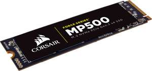 SSD interne M.2 NVMe Corsair Force MP510 - 960 Go (Occasion)