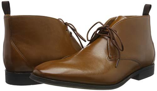 Bottes Classiques Homme Clarks Gilman Mid (Marrons) - Plusieurs tailles à partir de 43.45€
