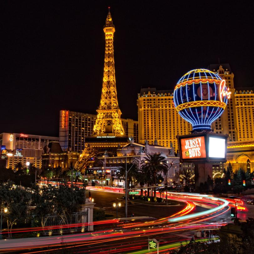 Vol A/R Paris - Las Vegas via la compagnie LEVEL, vol direct, de novembre 2019 à mars 2020, sans bagage soute