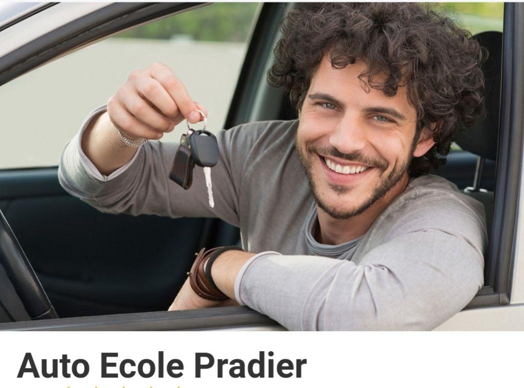 20h de conduite & 6 mois d'accès illimité au code pour le permis B - Auto Ecole Pradier Paris (75)