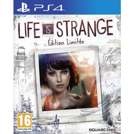 Précommande : Jeu Life Is Strange sur PS4 - Edition Limitée