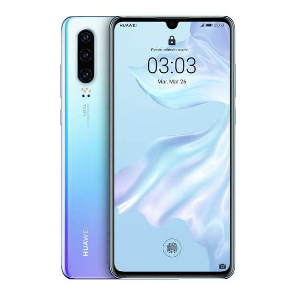 """Smartphone 6.1"""" Huawei P30 - RAM 6 Go, 128 Go (+ 22.65€ en SuperPoints, 423€ via RAKUTEN30)"""