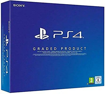 Console Sony PlayStation PS4 Slim - 500 Go, châssis E, Reconditionnée
