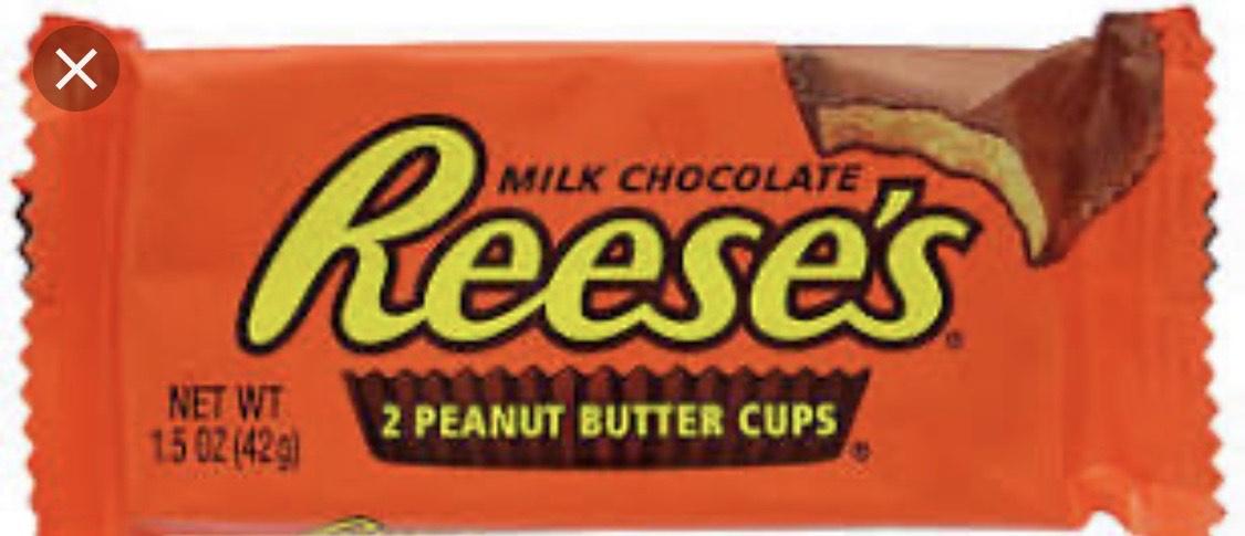 Sachet de 4 gâteaux Reese's Peanut Butter Cups