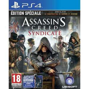 Assassin's Creed Syndicate - Édition Spéciale sur Xbox One/PS4