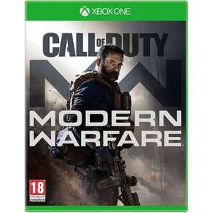 Call of Duty: Modern Warfare sur PS4 ou Xbox One (45.59€ avec WELCOME19)