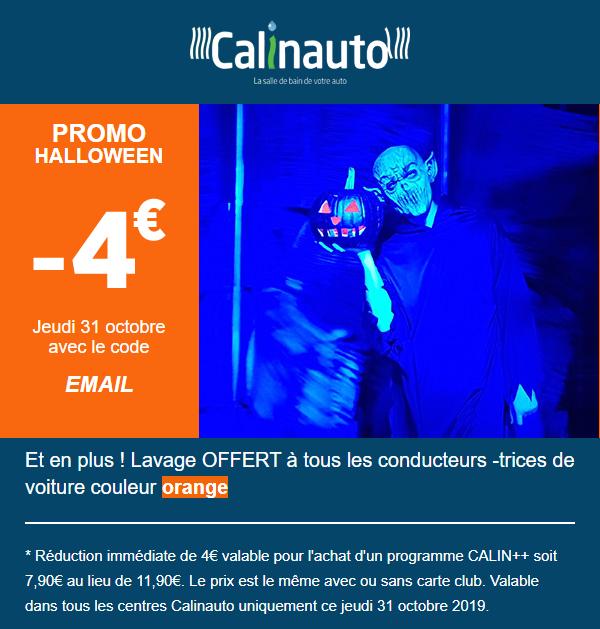 Lavage automobile Calin++ (Calinauto)