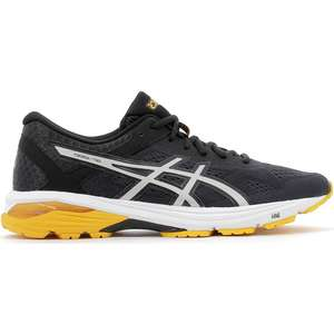 Chaussures Asics GT 1000 6 -Black Silver