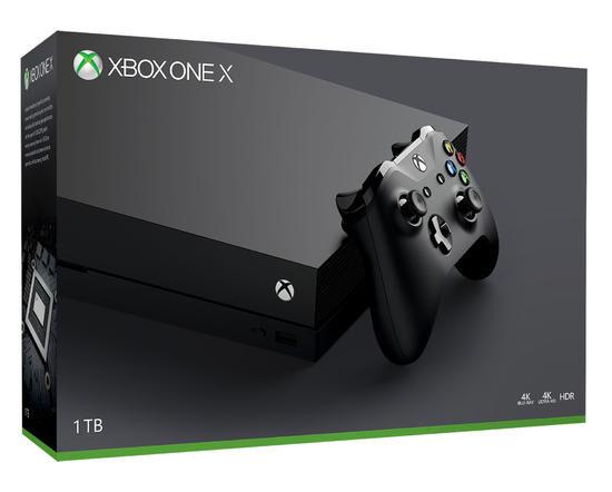Pack Console Microsoft Xbox One X + Call of Duty : Modern Warfare