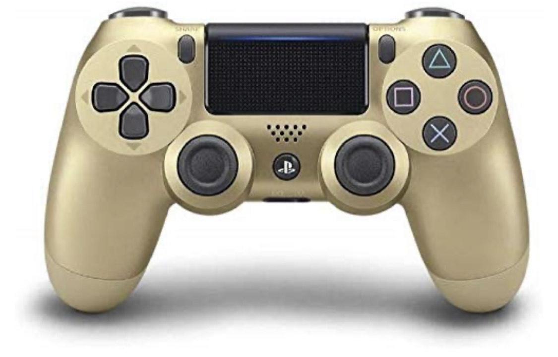 Manette PS4 DualShock 4 V2 - Gold
