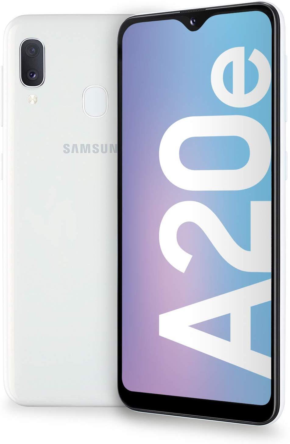 """Smartphone 5.8"""" Samsung A20e - 32 Go (Frontaliers Belgique)"""