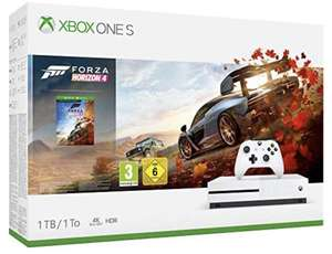 Pack Console Xbox One S - 1 To + Forza Horizon 4