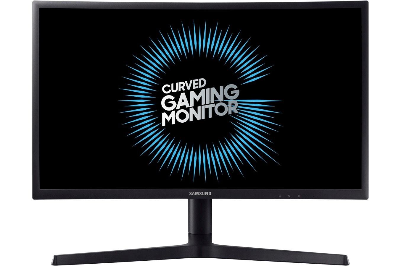 "Ecran PC 24"" Gamer Samsung C24FG73 - Dalle VA Incurvée Full HD , QLED, 144 Hz, 1 ms, FreeSync"