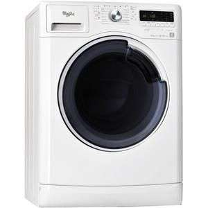 Lave-linge frontal à induction Whirlpool AWOE41048 - 10 kg, 1400 trs/min