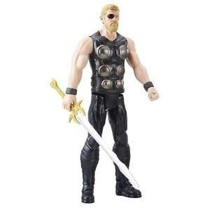 Figurine Titan Marvel - Thor, 30cm