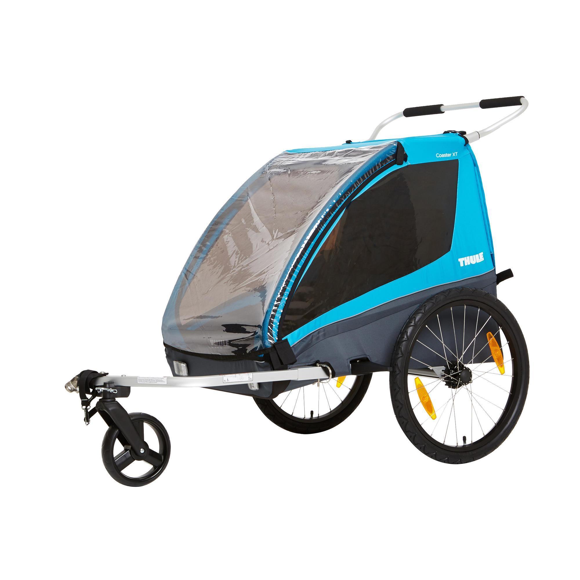 Remorques de vélo et poussettes multisports Thule Coaster XT