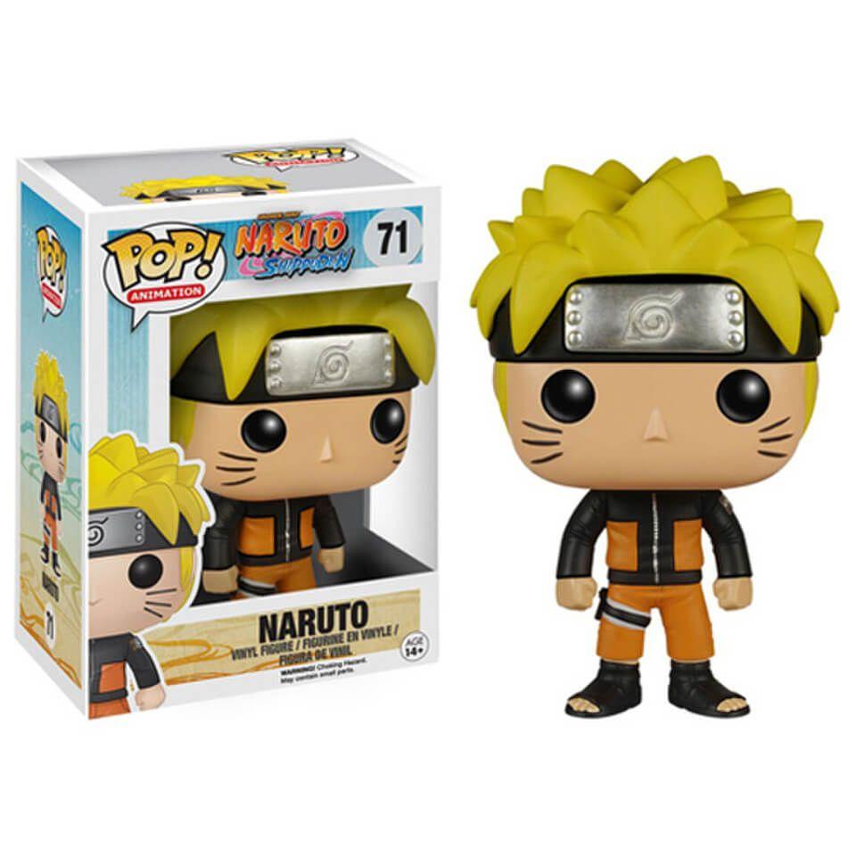 Figurine Funko Pop! Naruto (71) - popinabox.fr