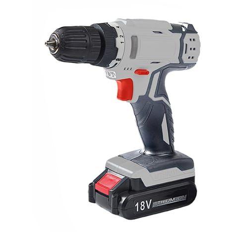 Perceuse- visseuse sans fil - 18V + 1 batterie + chargeur rapide