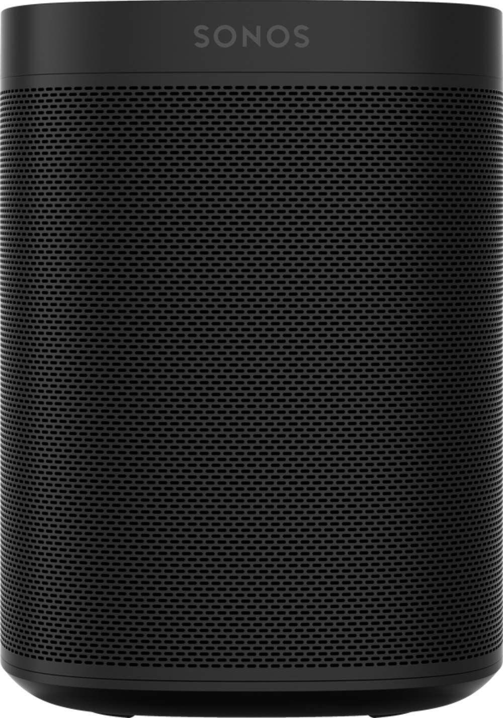 Enceinte WiFi Sonos One (dernière génération) avec Alexa/Google Assistant