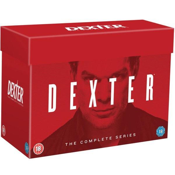 Coffret DVD : Intégrale de la série Dexter (VO)