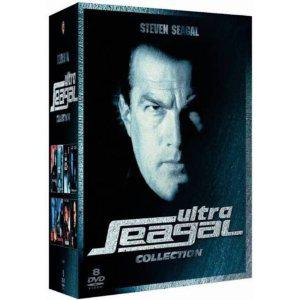Coffret DVD Steven Seagal 8 films