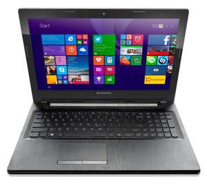 "Pc portable 15"" Lenovo G50-80 Noir (Intel Core i5, 4 Go de RAM, Disque dur 1 To, Intel HD Graphic)"