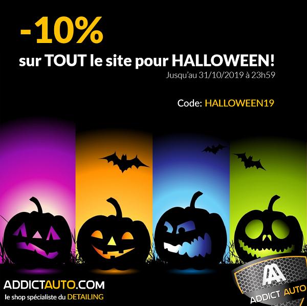 10% de réduction sur tout le site - AddictAuto.com