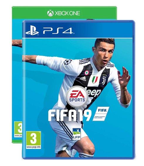 Sélection d'articles 100% remboursés en 4 bons d'achat - Ex: Fifa 19 sur PS4 ou Xbox One 100% remboursé (Via 4 bons d'achat de 5€)