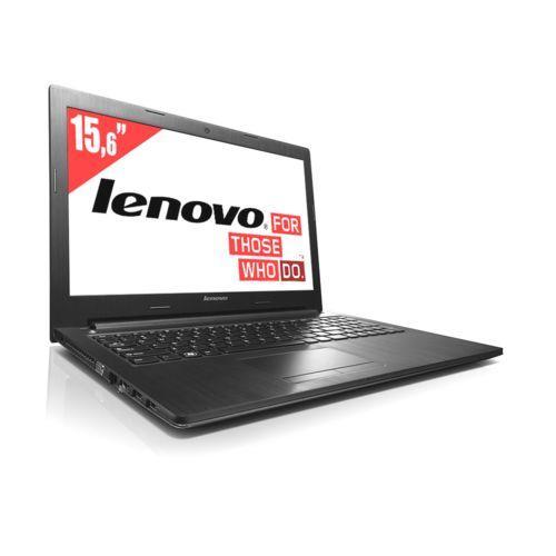 """Pc portable 15,6"""" Lenovo G50-80 Noir (Intel Core i5, 4 Go de RAM, Disque dur 1 To, AMD Radeon R5 M330)"""