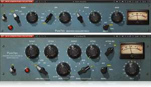 Plugin Waves PuigTec EQs EQP-1A et MEQ-5