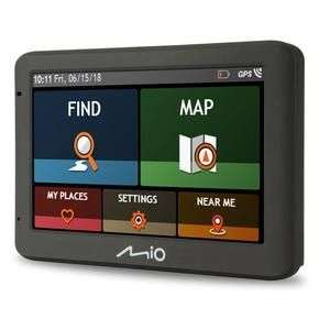 "GPS auto 5"" Mio Classic 500 - carte Europe Occidentale 23 pays"