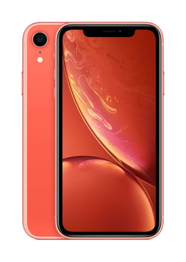 "Smartphone 6.1"" Apple iPhone XR Corail - 256 Go"