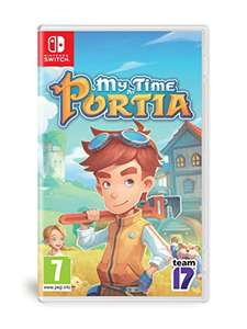My time at Portia sur Nintendo Switch