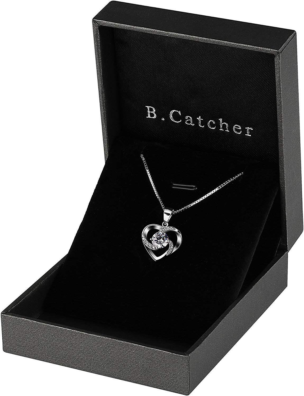 Pendentif en forme de coeur B.catcher (vendeur tiers)
