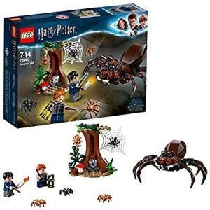 Jouet Lego Harry Potter 75950 - Le repère d'Aragog