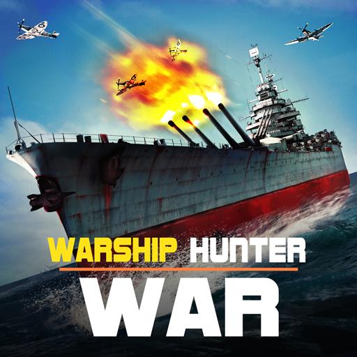 Jeu Warship Hunter War Gratuit sur Android
