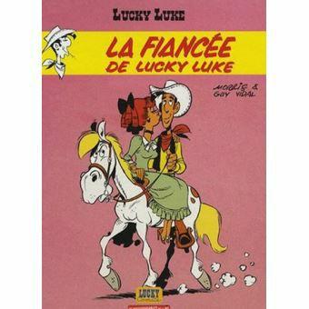 [BD Été 2019] Sélection de Bandes Dessinées en Promotion à 3€ - Ex: Lucky Luke la fiancee de Lucky Luke (Tome 24)