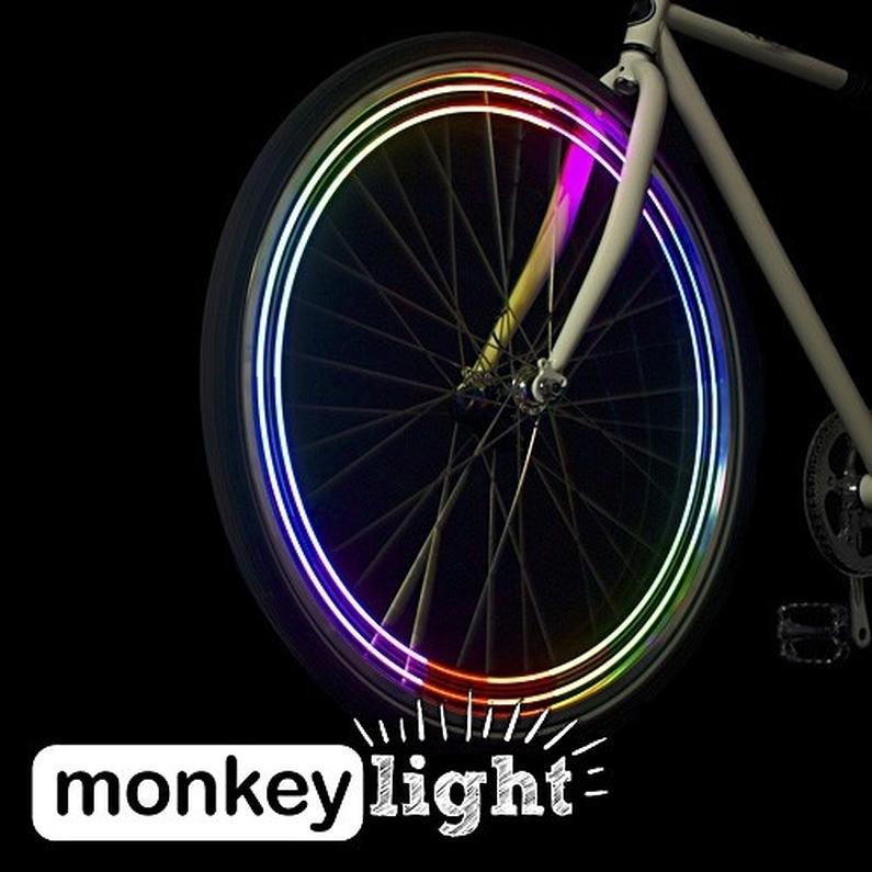Eclairage avant ou arrière pour vélo Monkey Light M204 - cite-palais.boutique
