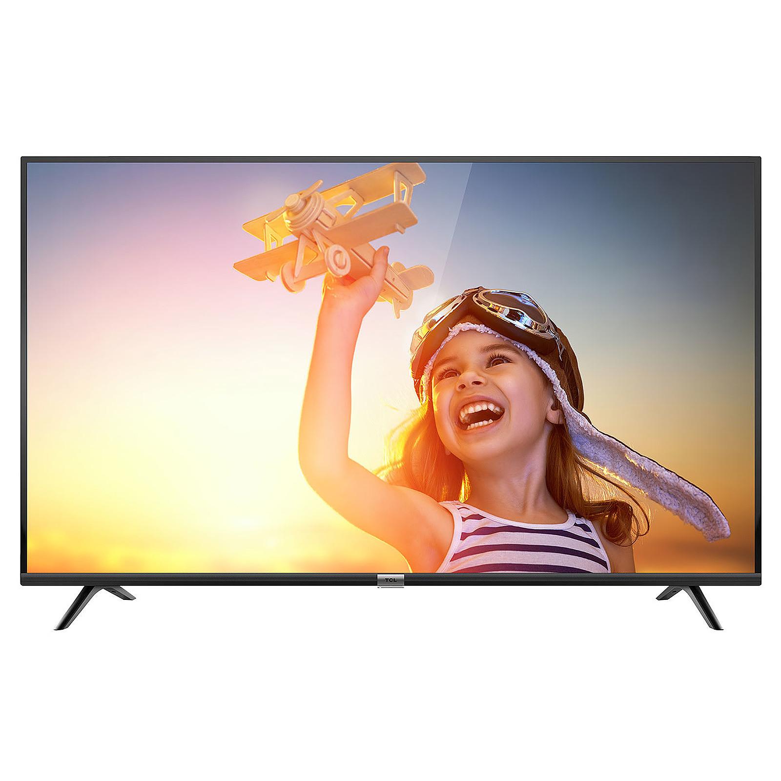 "TV 43"" TCL 43DP602 - 4K UHD, HDR10, Smart TV"