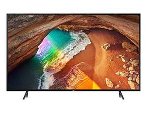 "TV QLED 55"" Samsung QE55Q60RATXZT Série Q60R (2019) - Smart TV, Ultra HD 4K, Wi-Fi, Noir"