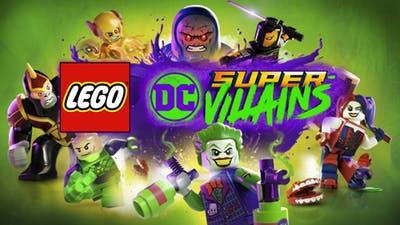Jeu Lego DC Super-Villains sur PC (Dématérialisé - Steam)