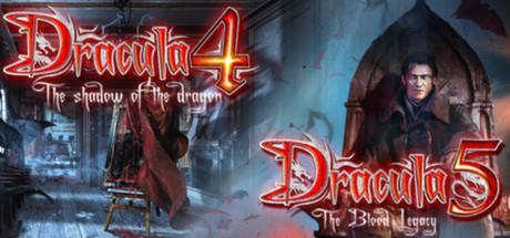 Jeux Dracula 4 et 5 gratuits sur PC (Dématérialisé)