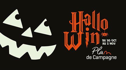 Animations et chasse aux œufs d'or à l'occasion de la Fête d'Halloween au CC Plan de Campagne (Cabriès 13)