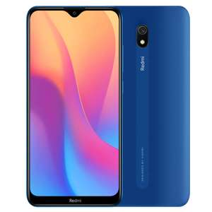 "Smartphone 6.22"" Xiaomi Redmi 8A - HD+, 2Go de RAM, 32Go, Global version, Ocean blue"