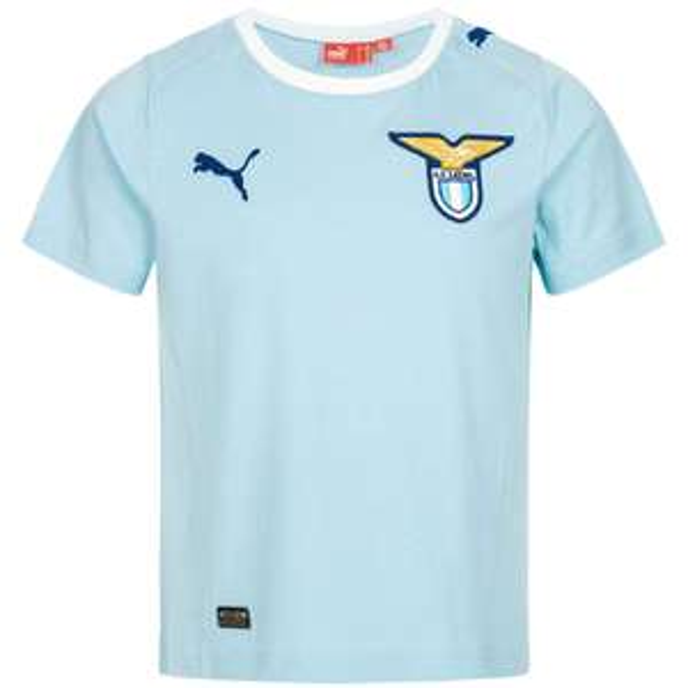 T-Shirt foot Puma Lazio de Rome - taille enfant (frais de port inclus)