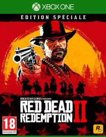 Red Dead Redemption 2 Edition Spéciale Xbox One (Via l'application)