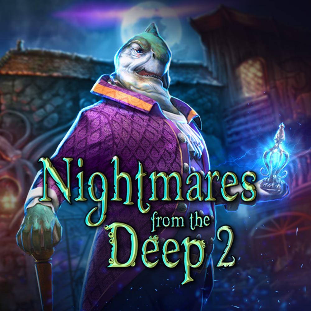Nightmares from the Deep 2: The Siren`s Call (SWITCH Dématérialisé Eshop FR)